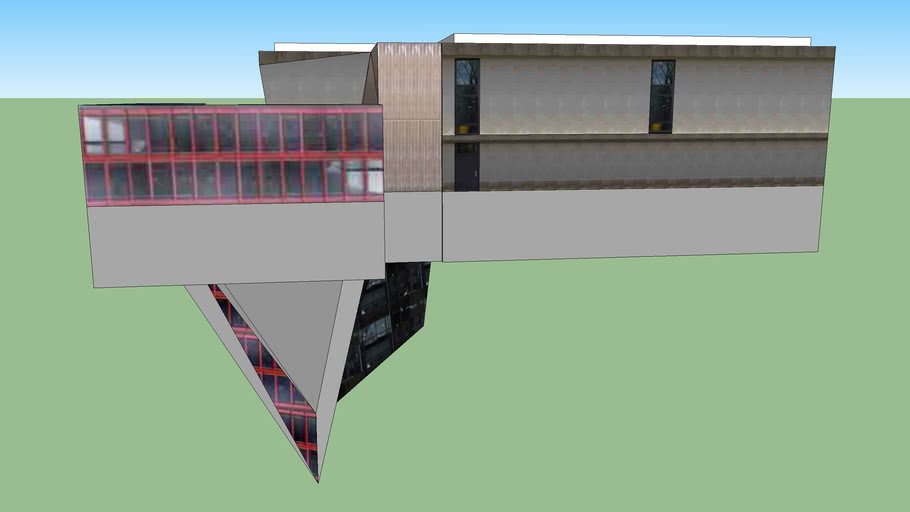 Test model Google Sketchup
