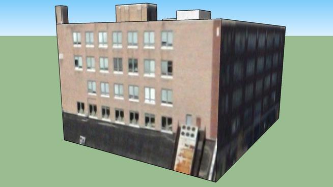 Gebäude in Chicago, IL, USA