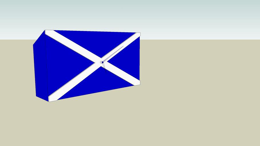 scotland clock