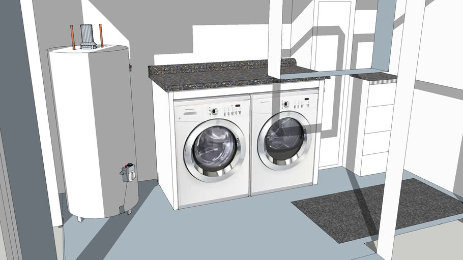 Washer Dryer Countertop Warehouse