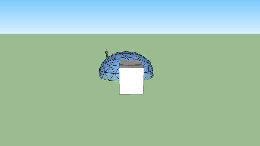 Entry one lunar base