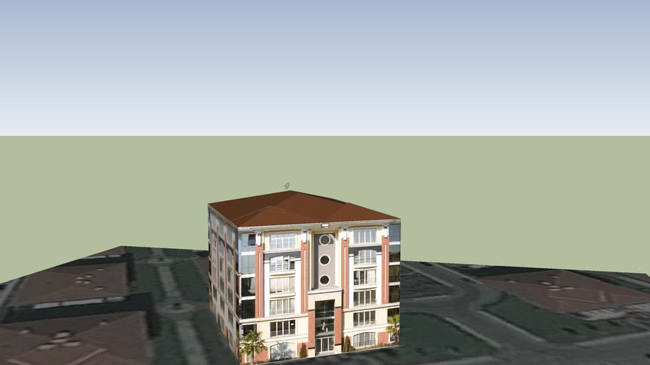 Ataköy Konakları A3 Apartmanı