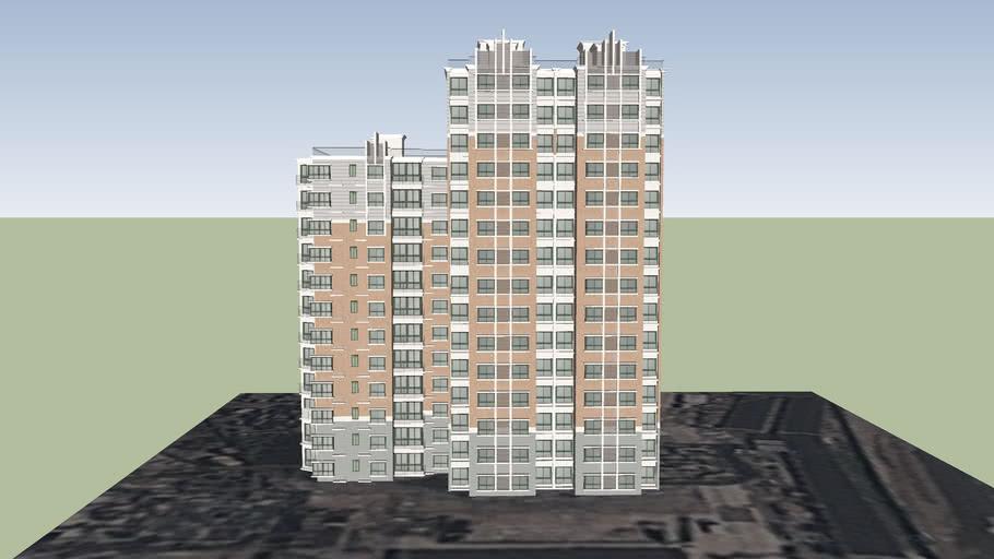 窦店山水汇豪苑45号楼