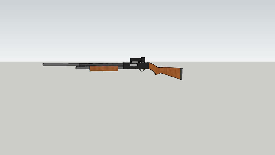 Moberg 500: with scope