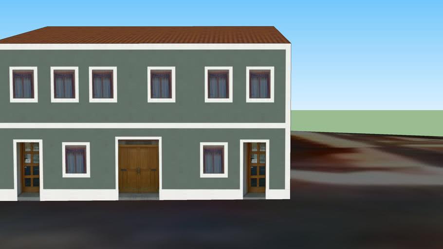 Karlovac - Zvijezda - Zgrada