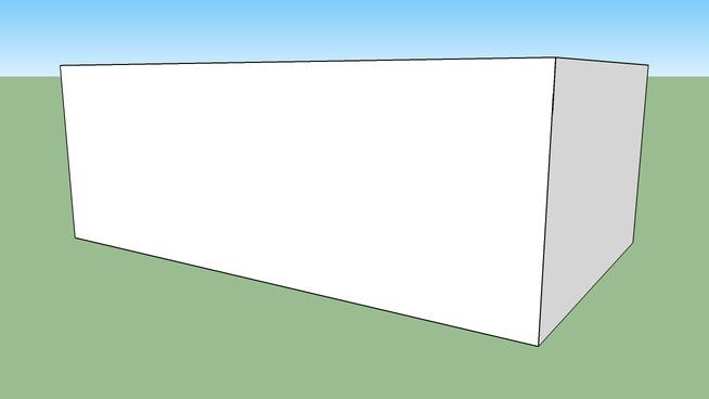 First rectangular prism