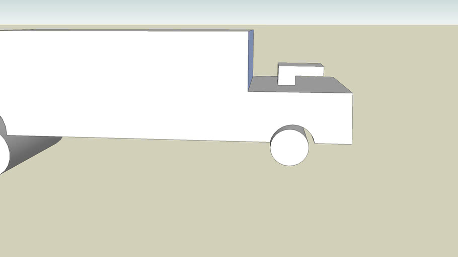 hot rod bus, unfinished