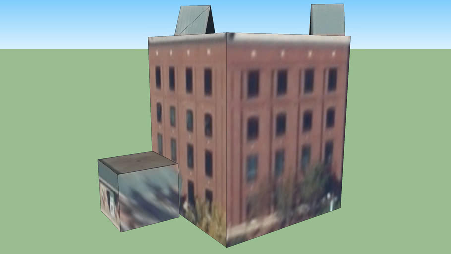 Building in Greenville, SC, USA