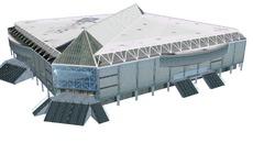 Arena Football League Arenas