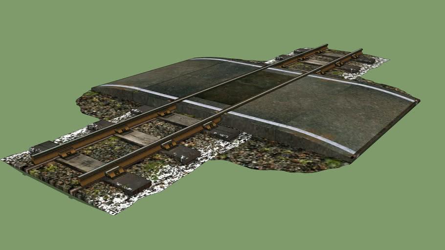 """Eco Rail.. N/Gauge""...Single Walkover...Old Steam Days.."