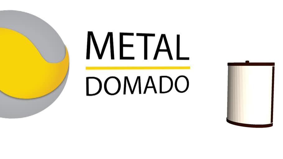 Arandela Metaldomado Telha
