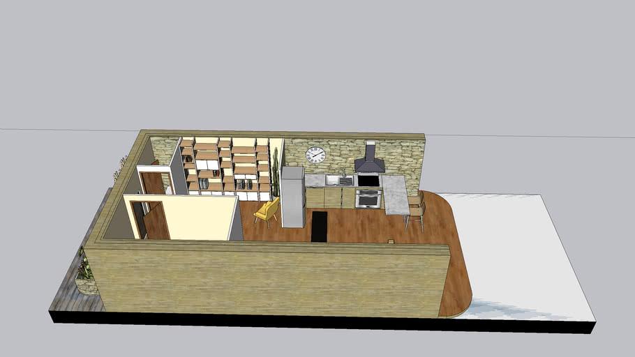 projet grand oral maison bateau