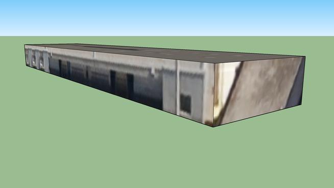 Bâtiment à Lyon 042