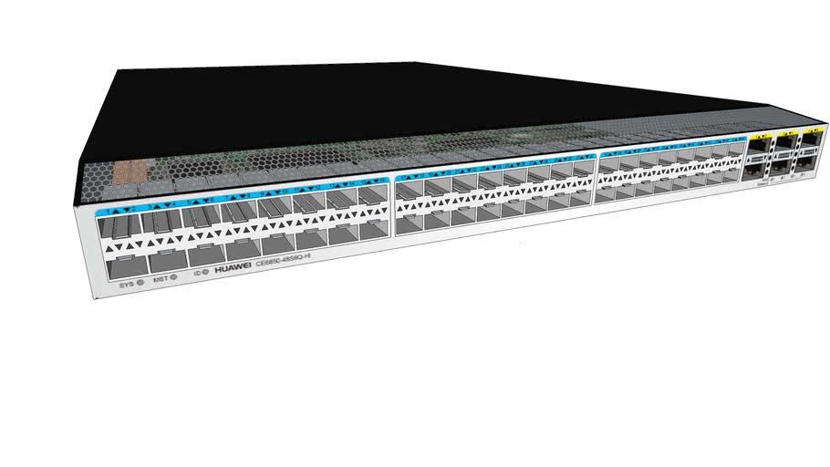 Huawei 6850 CE48S6Q-HI 48 Port 10GE switch with 6 x 40GE uplinks