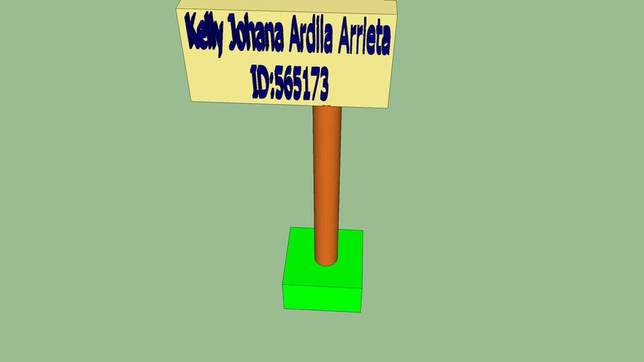 porta tarjeta 3D