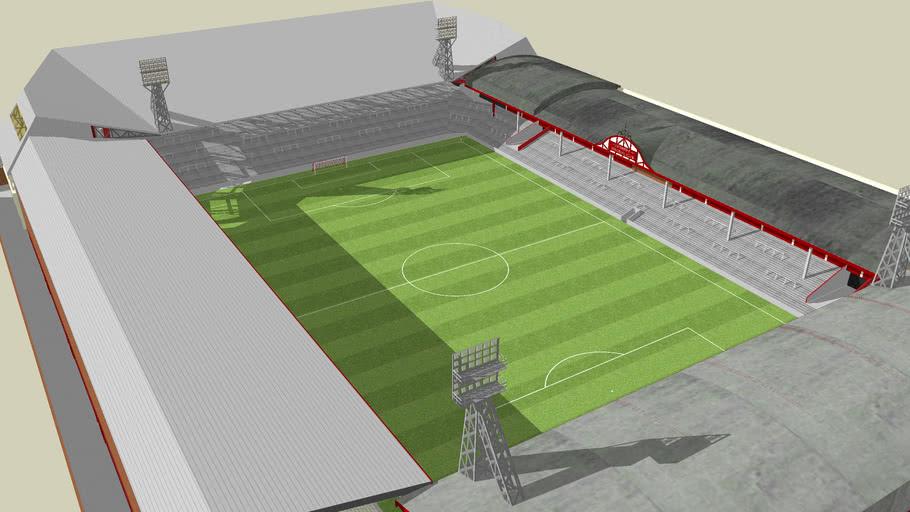 Anfield 1963
