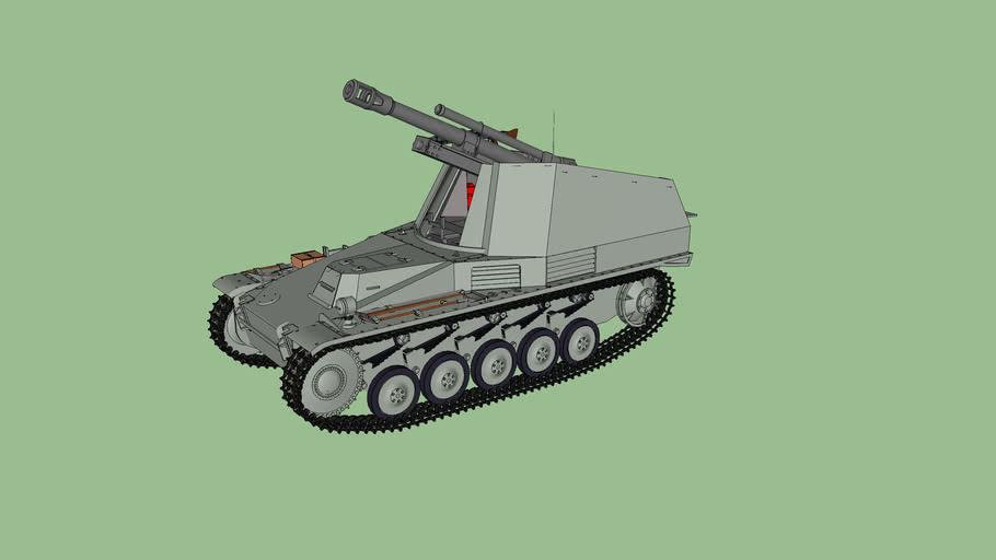 SKfz 124 WESPE