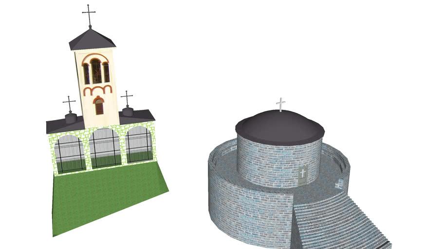 Crkva Svetke Petke Trnove - Đurđev grad