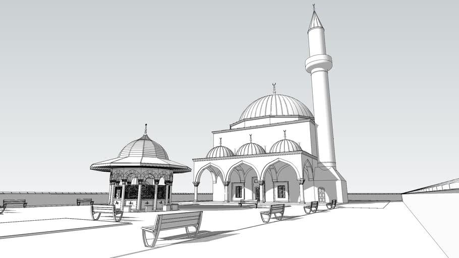 Mosque-Cami