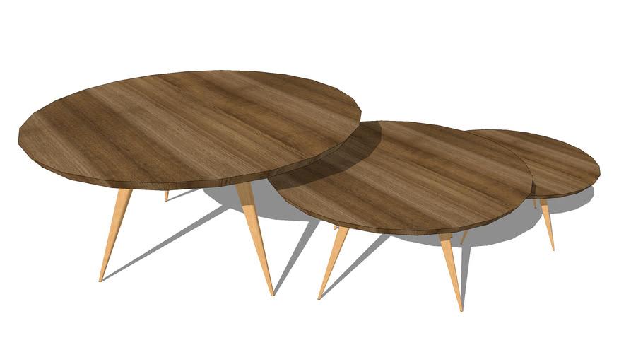 [ae] Coffee Table Set
