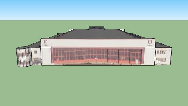Building at KOAK