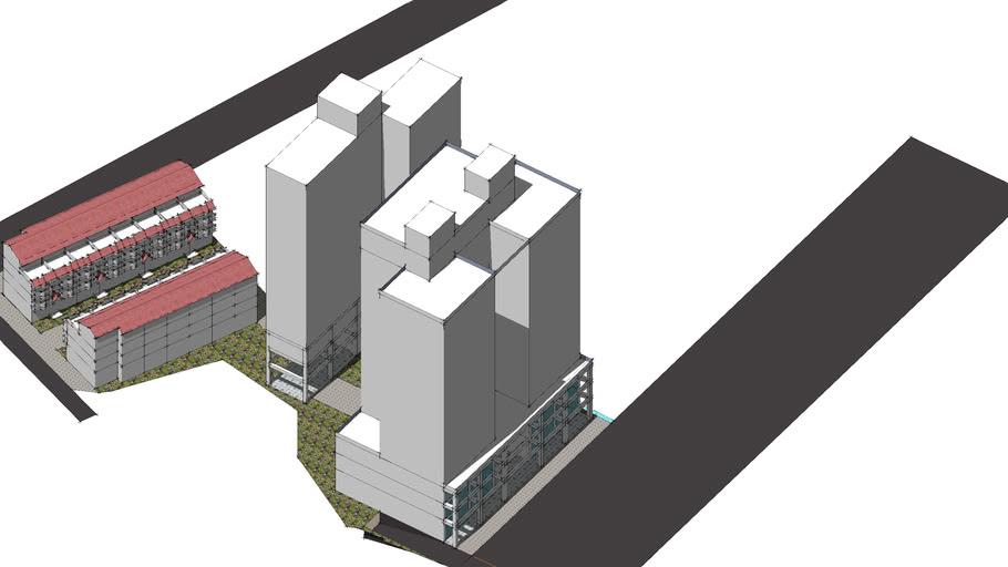 RD. Zhong Ping 2nd Design
