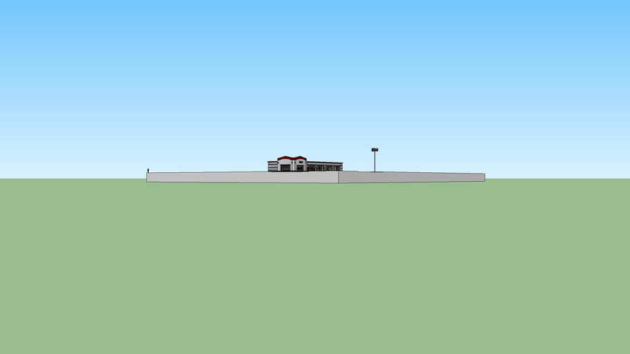 Right Zone Auto Center v.1 Fully Furnished