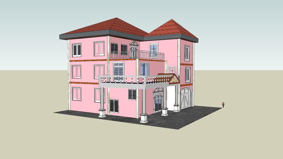 三层别墅2