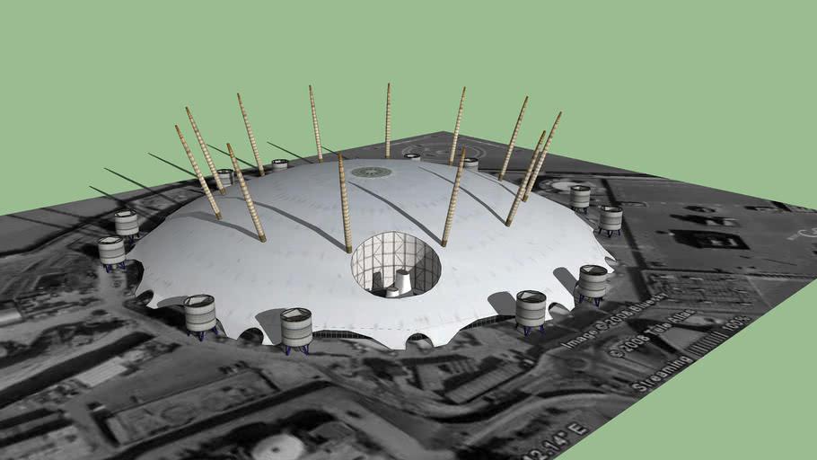 The O2 (Millennium Dome),...