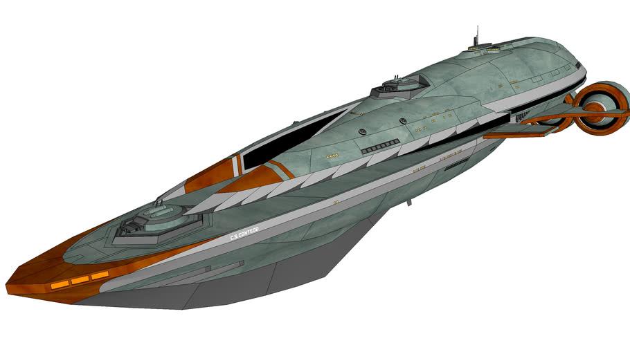 CCP Valkyrie-Class Destroyer