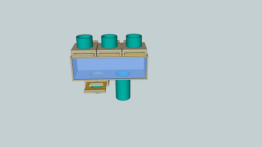 Dust Collection Control Box