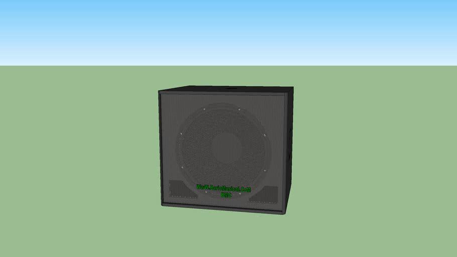 Speaker DE Subwoofer