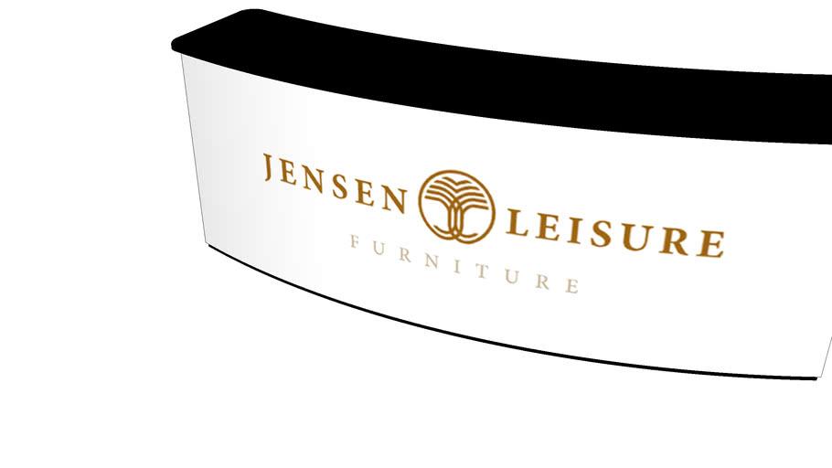 Reception Counter Jensen