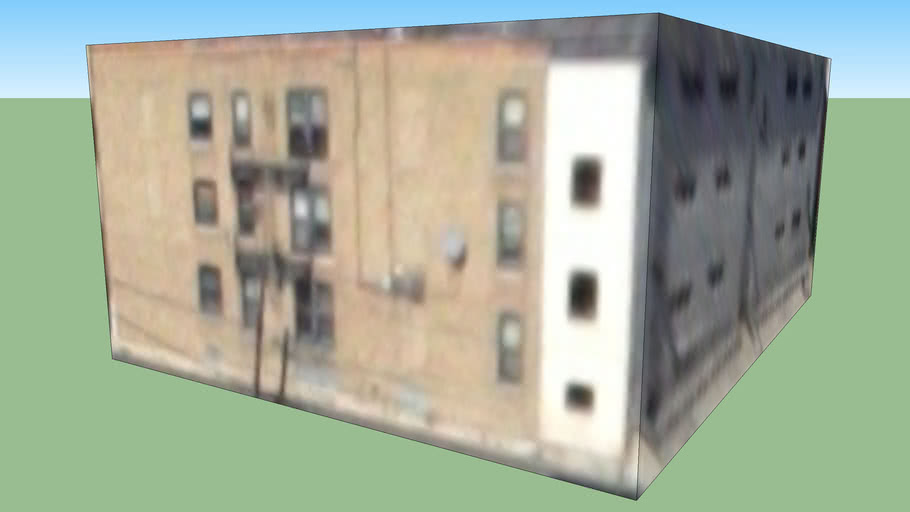 Строение по адресу Чикаго, IL, USA