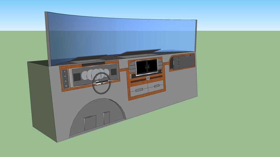 Dobeliact Hybrid Dash and Drivers Area