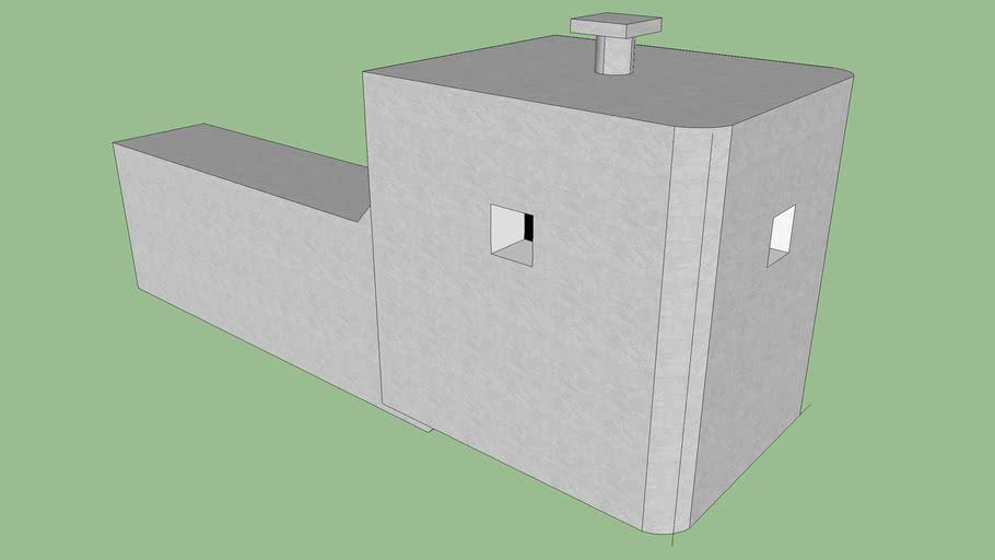Bunker MG1 modifikacija