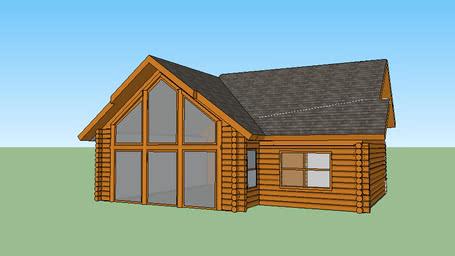 chalet moderne | 3D Warehouse