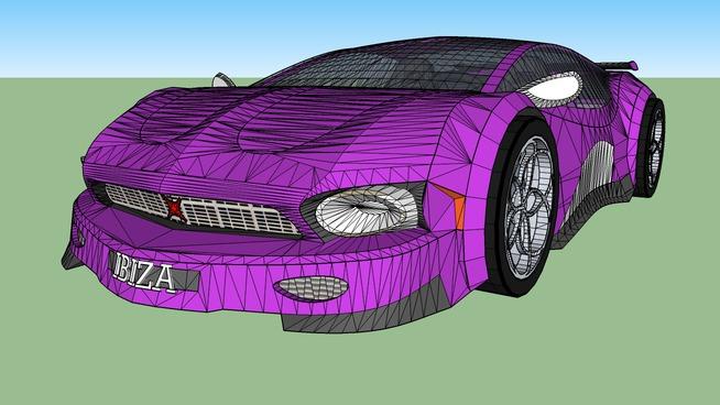 Clubberati Car