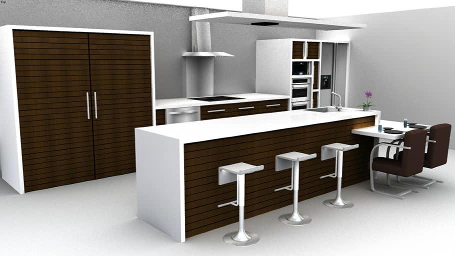 Kitchen-Кухня-Bucatarie