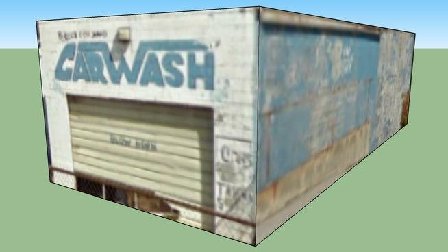 Boyce's Carwash in Cleveland, OH, USA