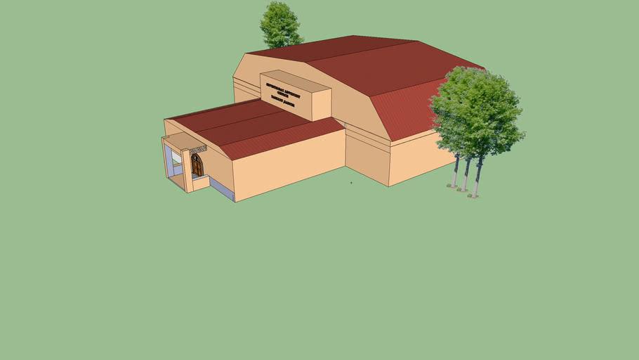 sda church ranchi jharkhand india