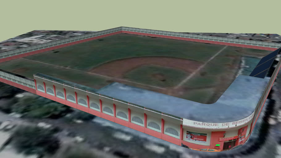 "Baseball Stadium ""Colon""  (Xalapa)"