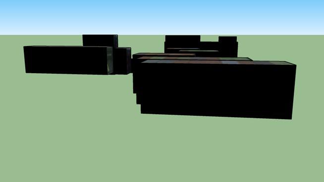 Containers Via de Circulació Nord