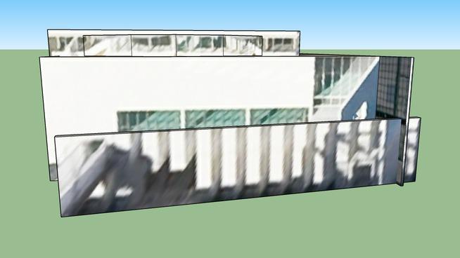東京都品川区 文教大学学園旗の台体育館