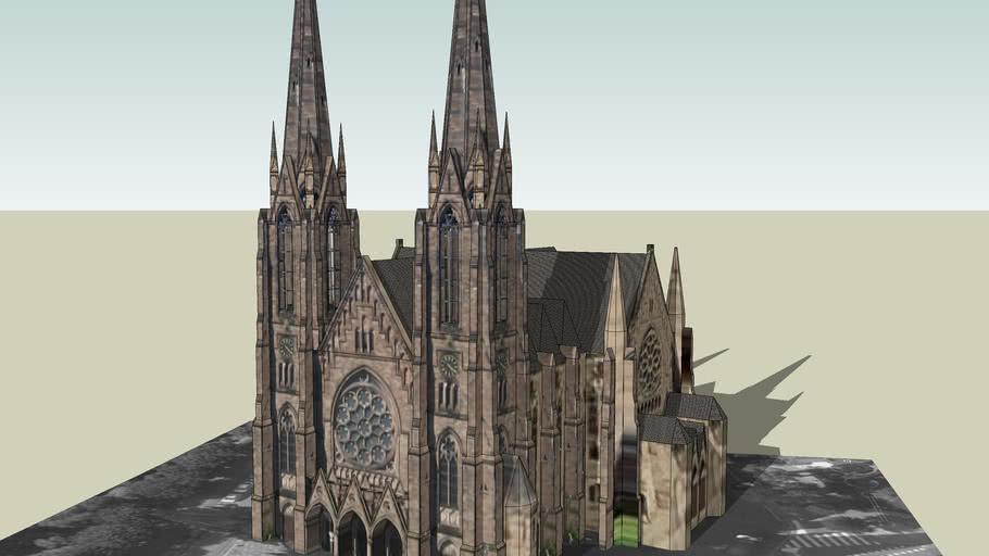 Paulskirche Straßburg
