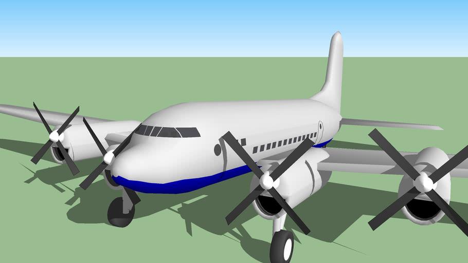 Avro 689 tudor