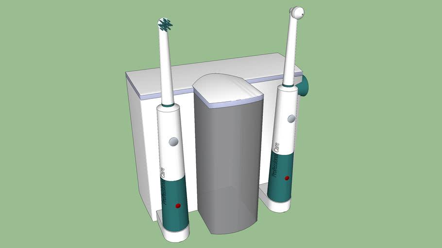 Cepillo dental electrico BRAUN Oxyjet