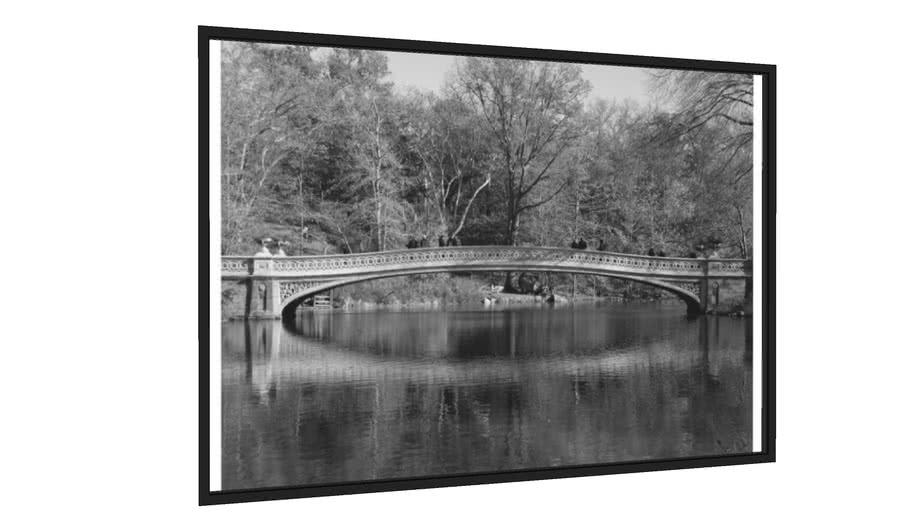 Quadro A ponte  - Galeria9, por Andre Freitas