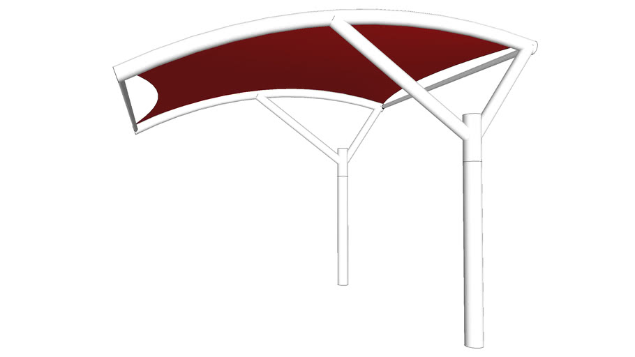 WILLOW Tension Structure by Eide Industries, Inc.