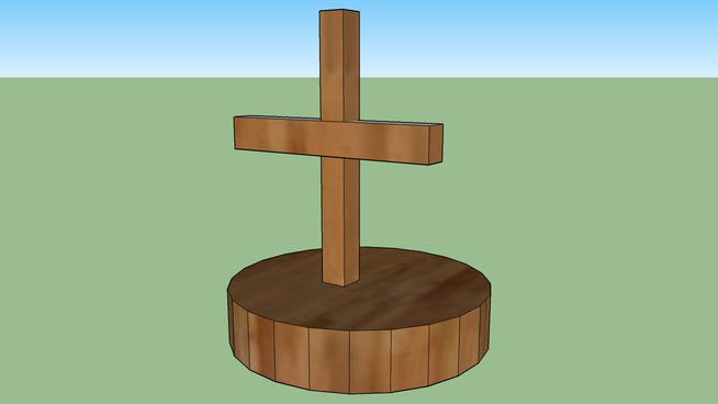 Cross (3-D)